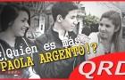 """QRD – Entrevistas a la gente """"CASADOS CON HIJOS"""""""