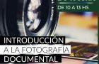 Curso extracurricular: Introducción a la fotografía documental y científica.